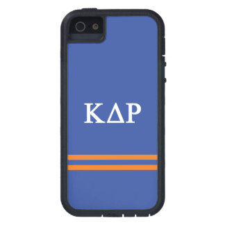 Kappa Delta Rho | Sport Stripe iPhone 5 Case