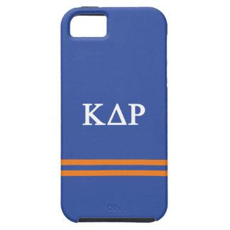 Kappa Delta Rho   Sport Stripe iPhone 5 Cover