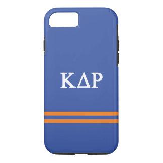Kappa Delta Rho   Sport Stripe iPhone 7 Case