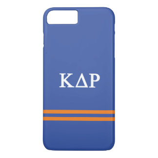 Kappa Delta Rho | Sport Stripe iPhone 7 Plus Case
