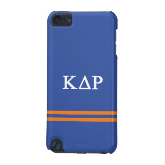 Kappa Delta Rho | Sport Stripe iPod Touch 5G Case
