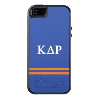 Kappa Delta Rho | Sport Stripe OtterBox iPhone 5/5s/SE Case