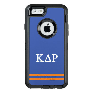 Kappa Delta Rho | Sport Stripe OtterBox iPhone 6/6s Case