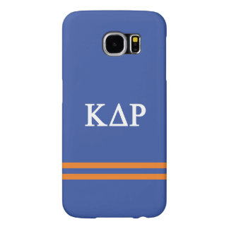 Kappa Delta Rho | Sport Stripe Samsung Galaxy S6 Cases
