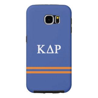 Kappa Delta Rho   Sport Stripe Samsung Galaxy S6 Cases