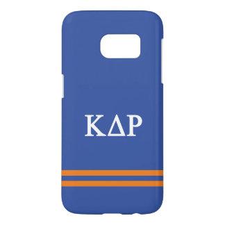 Kappa Delta Rho | Sport Stripe Samsung Galaxy S7 Case