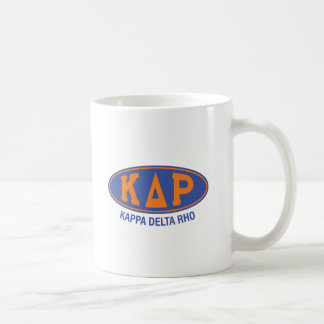 Kappa Delta Rho   Vintage Coffee Mug