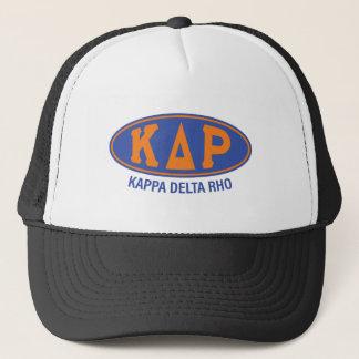 Kappa Delta Rho | Vintage Trucker Hat