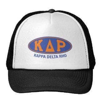 Kappa Delta Rho   Vintage Trucker Hat