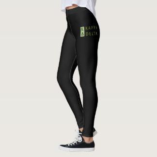 Kappa Delta Stacked Leggings