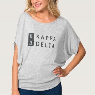 Kappa Delta Stacked T-Shirt