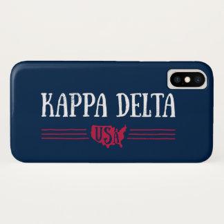 Kappa Delta USA Case-Mate iPhone Case