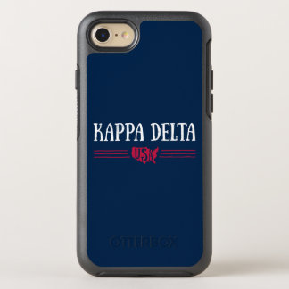 Kappa Delta USA OtterBox Symmetry iPhone 8/7 Case