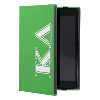 Kappa Delta White Letters Cover For iPad Mini