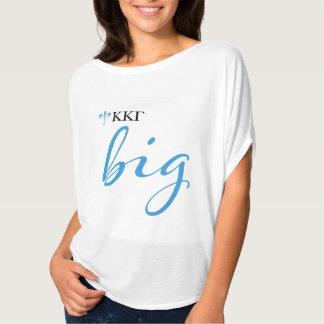 Kappa Kappa Gamma | Big Script T-Shirt