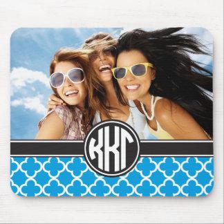 Kappa Kappa Gamma | Monogram and Photo Mouse Pad