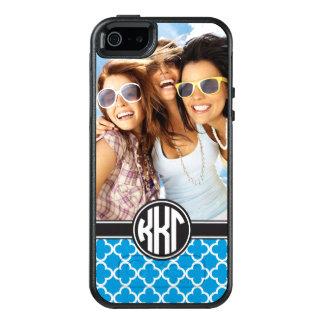 Kappa Kappa Gamma | Monogram OtterBox iPhone 5/5s/SE Case