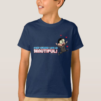 Kappa Mikey™ Beautiful! T-shirt