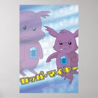 Kappa Mikey™ Guano Poster