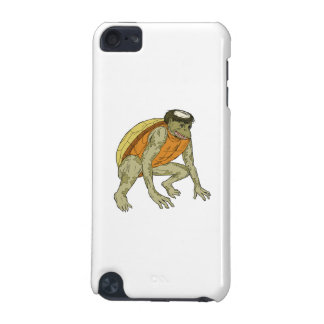 Kappa Monster Crouching Drawing iPod Touch 5G Covers