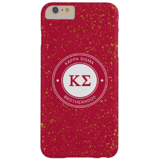 Kappa Sigma | Badge Barely There iPhone 6 Plus Case