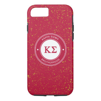 Kappa Sigma | Badge iPhone 7 Case