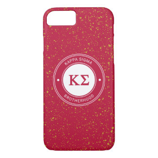 Kappa Sigma | Badge iPhone 8/7 Case