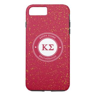 Kappa Sigma | Badge iPhone 8 Plus/7 Plus Case