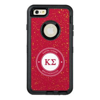 Kappa Sigma | Badge OtterBox Defender iPhone Case