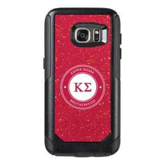 Kappa Sigma | Badge OtterBox Samsung Galaxy S7 Case
