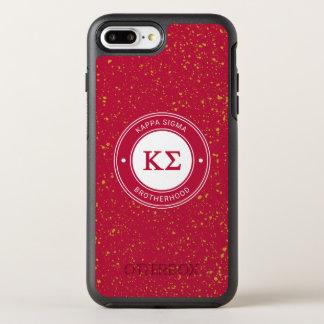 Kappa Sigma | Badge OtterBox Symmetry iPhone 8 Plus/7 Plus Case