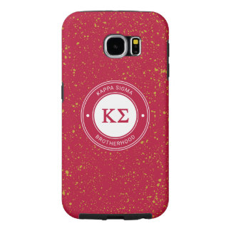 Kappa Sigma | Badge Samsung Galaxy S6 Case
