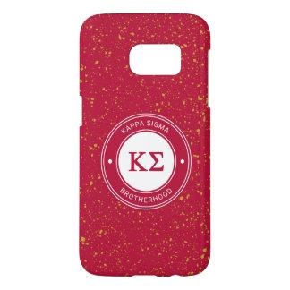Kappa Sigma | Badge Samsung Galaxy S7 Case