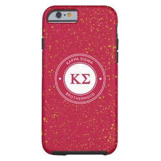 Kappa Sigma | Badge Tough iPhone 6 Case