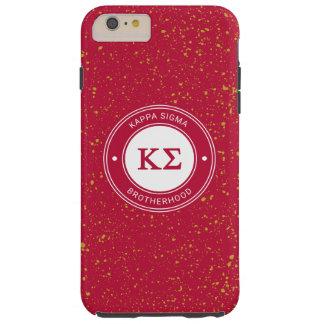 Kappa Sigma | Badge Tough iPhone 6 Plus Case