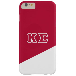 Kappa Sigma | Greek Letters Barely There iPhone 6 Plus Case