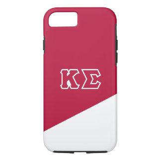 Kappa Sigma | Greek Letters iPhone 7 Case