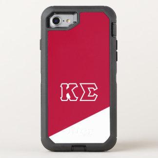 Kappa Sigma | Greek Letters OtterBox Defender iPhone 7 Case