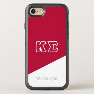 Kappa Sigma | Greek Letters OtterBox Symmetry iPhone 7 Case