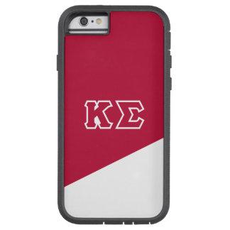 Kappa Sigma | Greek Letters Tough Xtreme iPhone 6 Case