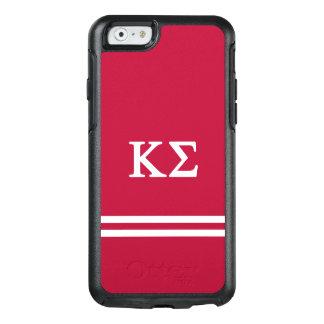 Kappa Sigma | Sport Stripe OtterBox iPhone 6/6s Case