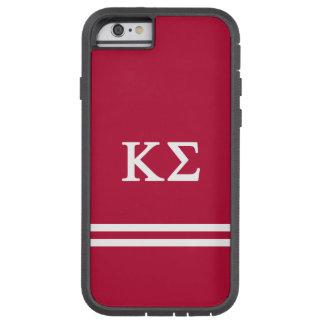 Kappa Sigma | Sport Stripe Tough Xtreme iPhone 6 Case