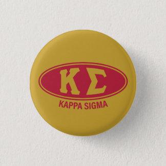Kappa Sigma | Vintage 1 Inch Round Button