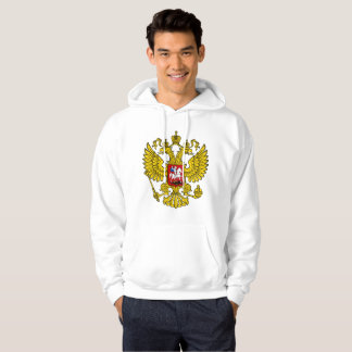 Kaputzenpulli Russia coat of arms Hoodie