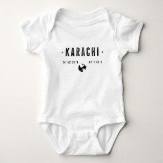 Karachi Baby Bodysuit