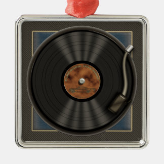 Karaoke Dreaming LP Vinyl Record Ornament
