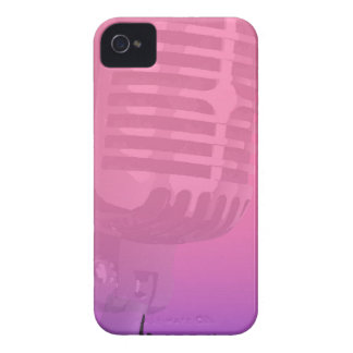 Karaoke Night Audience Poster iPhone 4 Cover