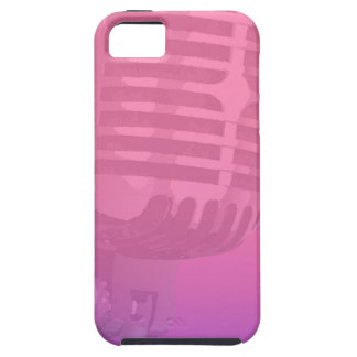 Karaoke Night Audience Poster iPhone 5 Cases