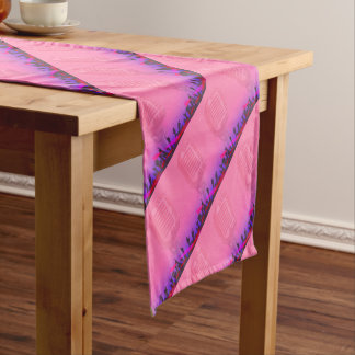 Karaoke Night Audience Poster Short Table Runner