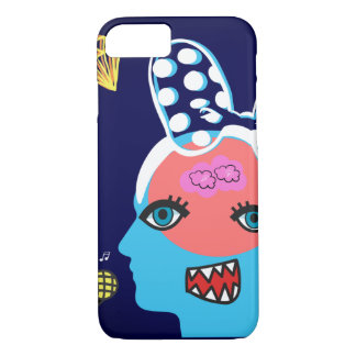 Karaoke night iPhone 7 case